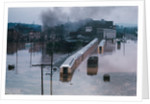 Flood in City of Wilkes-Barre by Corbis
