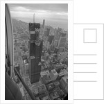 Topping of the Sears Tower by Corbis