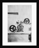 """Early """"Talkie"""" Movie Projector by Corbis"""