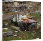 Houses Destroyed by Cyclone Tracy by Corbis