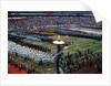 Sports Stadium Ceremony by Corbis