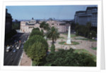 Aerial View of Obelisk Site by Corbis