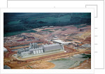Aerial View of Pulp Mill by Corbis