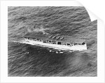 Aircraft Carrier Langley by Corbis