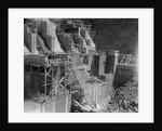 Boulder Dam Construction by Corbis