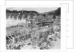 Building Site for Dam by Corbis