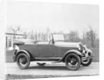 Ford's Phaeton Automobile by Corbis