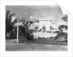 Exterior of Al Capone's Home by Corbis