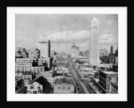 General View of Minneapolis by Corbis