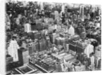 Aerial View of Manhattan by Corbis
