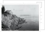 Eagle Island Showing House by Corbis