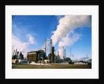 Hydrogen Plant by Corbis
