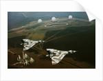 """British """"Vulcan"""" Bomber by Corbis"""