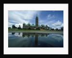 Exterior View of Parliament Building by Corbis