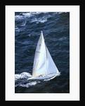 Australia 11 Sailing in America's Cup by Corbis