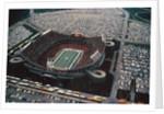 Aerial View of Kansas City Stadium by Corbis