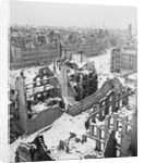 Destroyed Section of Berlin by Corbis
