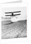 Bi-Plane Dusting Field with Pesticides by Corbis