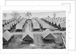 Campsite of Marines on Foreign Land by Corbis