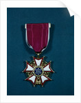 Legion of Merit Medal for Outstanding Service by Corbis