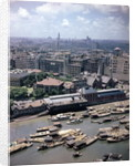 Aerial View of the City of Shanghai by Corbis