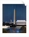 Washington, DC Skyline by Corbis