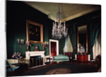 Green Room in the White House by Corbis