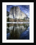 El Capitan and Merced River by Corbis
