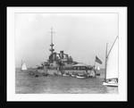 Battleship USS Oregon by Corbis