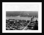 Cincinnati and Ohio River by Corbis