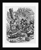 Captain Roberts and Pirates on Malabar Coast by Corbis