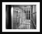 Cell Block of Prison by Corbis