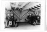 Gun Deck of USS Constitution by Corbis