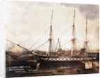 Frigate USS Constitution by Corbis