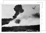 Airplane Shooting at a Tank by Corbis