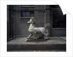 Animal Sculpture at Dashanzi Art District in Beijing by Corbis