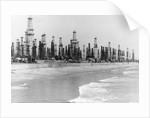 Oil Wells by Corbis