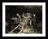 Coal Miners Using Automatic Conveyor by Corbis