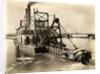 Hydraulic Dredge by Corbis