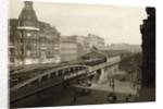 Danziger Street Railway Station by Corbis