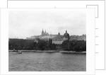 Hradcany Hill in Prague, Czechoslovakia by Corbis