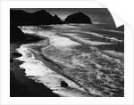Beach Waves by Corbis