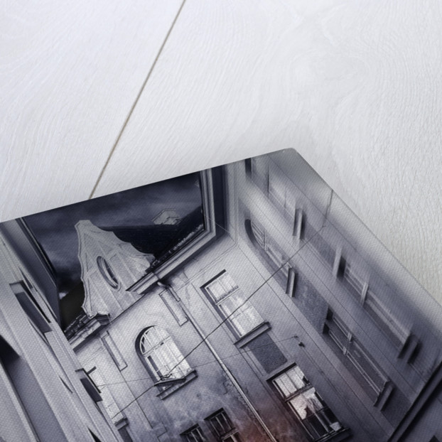 cityghost by Alexandra Stanek