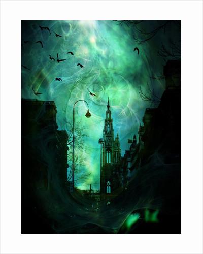 magic city by Alexandra Stanek