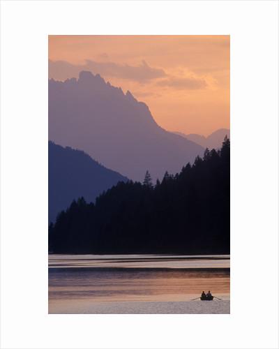 lake by Wolfgang Simlinger