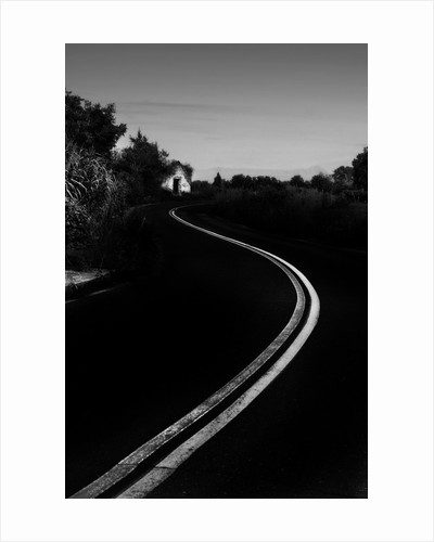 At the end of the road by Eugenia Kyriakopoulou