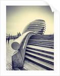 London City Hall by Eugenia Kyriakopoulou
