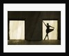 Dancer at the window III by Eugenia Kyriakopoulou