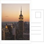 Empire State Building by Linda Mann