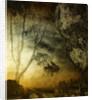 Twilight in an Old Graveyard by Dee Smart